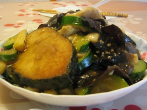 Vegetarianfish